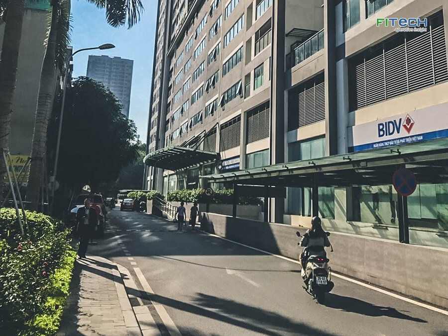 Fitech new HQ in Hanoi